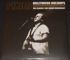 PIXIES hollywood holidays the classic 1991 radio broadcast UK 2-LP new sealed