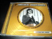 """CD NEUF """"THE BEST OF ENGELBERT HUMPERDINCK"""" superstar series"""