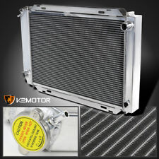 1979-1993 Ford Mustang 3 Core MT Aluminum Cooling Radiator