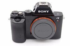 Sony A7R Alpha 7r A7R 36.4mp Cámara SLR Digital - Negro (solo carcasa)