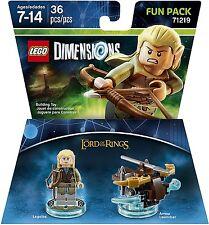 LEGO Dimensions 71219 Lord Of The Rings Legolas Fun Pack *BNIB*
