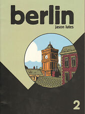 BERLIN 2 - Jason Lutes (1996, First Edition)