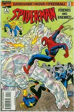Spiderman: Friends & Enemies # 4 (of 4) (ron Lim) (états-unis, 1995)