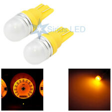 Amber Orange 360 degree effect 1w LED Interior dashboard  Map Light T10 192 168