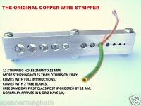 SCRAP, COPPER, CABLE, WIRE, STRIPPER, stripping tool, Offer Price £6.99