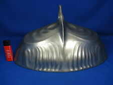 VERY RARE ART NOUVEAU KAYSERZINN MEAT-DISH COVER 4523 BRATENDECKEL CLOCHE