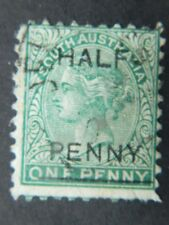 1838 SOUTH AUSTRALIA SC 75 (SG 181 ) USED     CAT $15