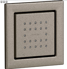Kohler K-8003-VNT WaterTile 22-Nozzle Square Stimulating Body Spray 2.5 GPM