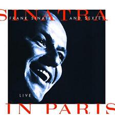 Live Recording CDs Frank Sinatra
