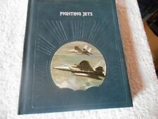FIGHTING JETS THE EPIC OF FLIGHT SERIES TIME LIFE BOOKS AVIATION 1983