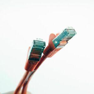 24m Excel Patchkabel rot RJ45 CAT6 CAT.6 >20m <25m Netzwerkkabel Kabel