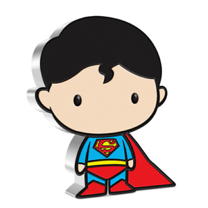 Chibi Coin Collection DC Series - Superman 1oz Silver Coin