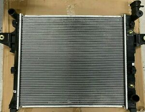RADIATOR SUITABLE FOR JEEP CHEROKEE 4.0L JE2017