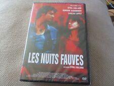 "DVD NEUF ""LES NUITS FAUVES"" Cyril COLLARD, Romane BOHRINGER"