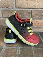 Stride Rite Boys - size 11 - Little Kid  Made2play® Phibian Fade Sneaker Sandal