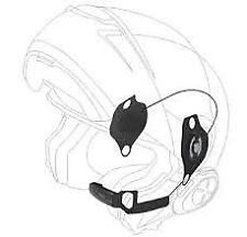 Interphone Pro Sound for Schuberth Headset kit for Urban Sport & Tour Intercoms