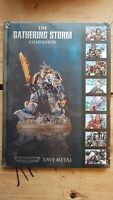 Warhammer 40k - The Gathering Storm - Companion - Eavy Metal SOUS BLISTER