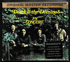 Derek & the dominos-In Concert/MFSL 24 KARAT Gold [2-cd] udcd 2-660 SEALED!