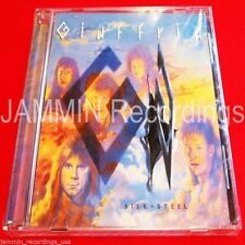 GIUFFRIA - SILK AND STEEL - NEW CD JEWEL CASE - OOP - Axe Killer Edition