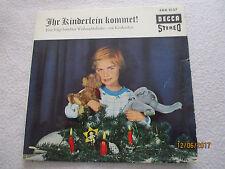 Vinyl7 Will Glahe Ihr Kinderlein kommet! RARE German STEREO Press gut
