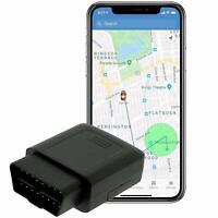 LightningGPS 4G OBD-II Plug-In Real-Time Mini GPS Vehicle Tracker Cars & Teens