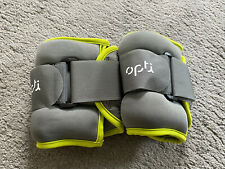 Opti Fixed Wrist and Ankle Weights - 2 x 1.5kg