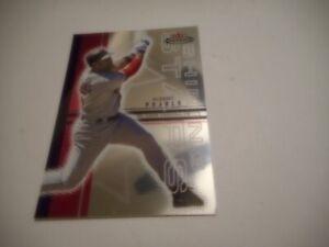 Albert Pujols 2003 Fleer Mystique Shining Stars #9 #/300 Cardinals Dodgers