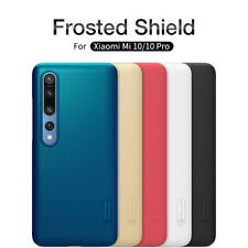 Nillkin For Xiaomi Mi 10 /10 Pro Ultra Matte Frosted Shield Back Case Cover