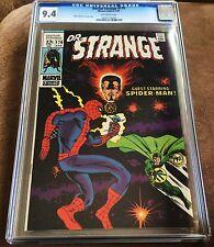 DOCTOR STRANGE #179 CGC 9.4 (MARVEL COMICS, 1969)