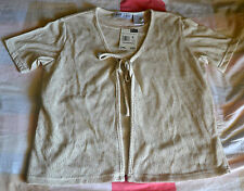 CAPE COD SPORTSWEAR Women's Vest Shirt Size PS LADIES PETITE New With Tag