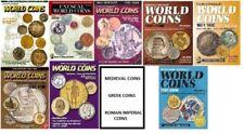 WORLD COINS dal 1601 ad oggi!!! WORLD PAPER MONEY! Cataloghi Monete! PDF in DVD!