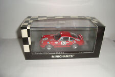 Minichamps 430 736963 PORSCHE 911 CARRERA RSR 2.8 #63 24H Le Mans 1973 Loos/Bart