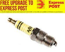 """Accel U-Groove Shorty Spark Plugs .460"""" reach, Projected tip, Tapered seat, S T8"""