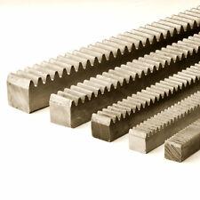 Zahnstange Zahnstangen Stahl C45 | Modul 1 - 6 | 500/1000mm | Std. oder gehärtet
