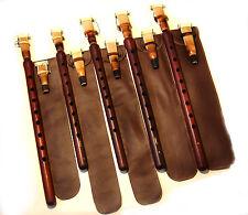 5 PRO DUDUK ARMENIAN 10 REED 5 Case Dudek Handmade from Apricot Wood Armenia NEW