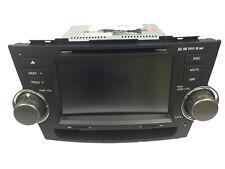 Toyota Highlander 2009 - 2013 Touchscreen Navigation DVD GPS Rosen DS-TY0830