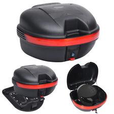 *Motorradkoffer Top Case Roller Motorrad für 1 Helm Koffer Rollerkoffer Schwarz?