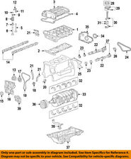 GM OEM VVT Variable Valve Timing-Actuator Assembly 12581247