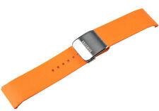Original Samsung Armband Watch Uhr Gear 2 / 2 Neo Wild Orange Strap