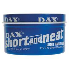 Lacas, espumas y fijadores ceras DAX para el cabello