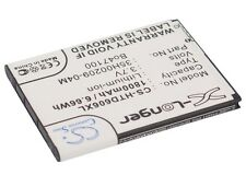 UK Battery for HTC Desire 600 Dual Sim 35H00209-04M BO47100 3.8V RoHS