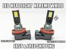 Factory Fit LED Headlight Bulb for Volvo XC60 Low Beam 2010-2017 Set of 2