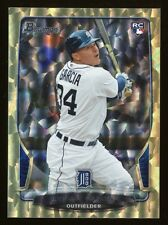 Avisail Garcia 2013 Bowman White Ice Rookie Card #1/1 Detroit Tigers