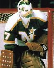 GILLES MELOCHE VINTAGE GOALIE MASK MINNESOTA NORTH STARS NHL HOCKEY 8X10 PHOTO