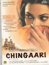 Chingaari - Sushmita Sen    [Dvd] 1st edition  Released