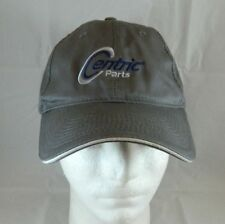 Gray Centric Parts Cotton Auto Brakes & Chassis Advertising Cap Adjustable Hat