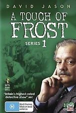 A Touch Of Frost : Season 1 (DVD, 2008, 3-Disc Set)
