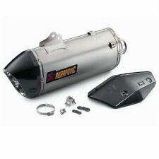KTM Akrapovic Slip-On Exhaust Silencer 1090 Adventure /1290 SuperAdventure 17...