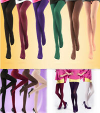 Sexy Women Velvet Opaque Footed Tights Pantyhose Thick Stockings Warm Socks New