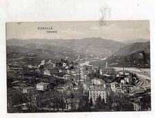 C001104   BUSALLA  PANORAMA   VIAGGIATA  1908  FP